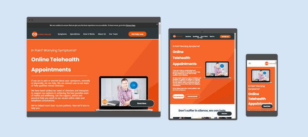 Clinics online